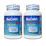 BioCalth® Chewable L-threonate Calcium Tablets, Strawberry Flavor, Patented Calcium Supplement (360 Tablets)
