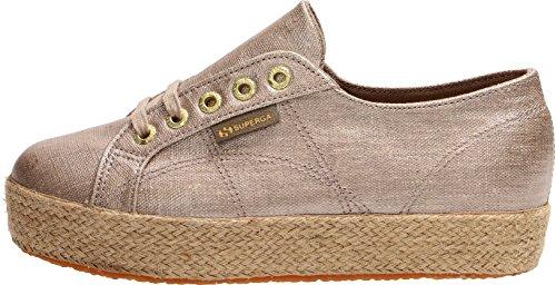Linrbrropew Superga Bassa Tela Sneaker Donna Beige 2730 7n1vFZ