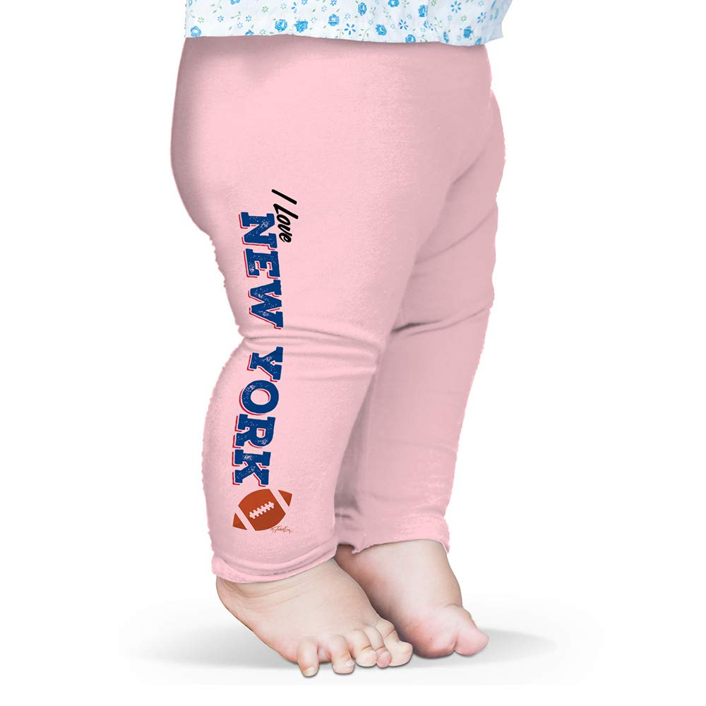 TWISTED ENVY I Love New York American Football Baby Novelty Leggings Trousers