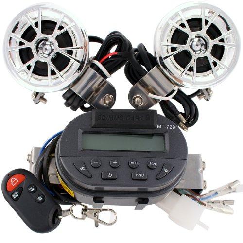 Motorcycle Handlebar Speaker Amplifier Kawasaki