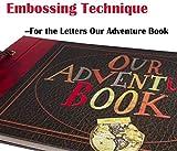 Pulaisen Our Adventure Book Scrapbook Pixar Up