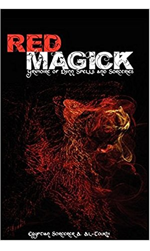Amazon red magick grimoire of djinn spells and sorceries ebook red magick grimoire of djinn spells and sorceries by egyptian sorcerer al toukhi fandeluxe Image collections