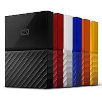 WD Hard Disk esterni colorati in promozione