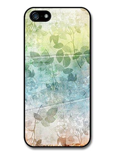 Floral Design iPhone Case 5
