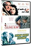 The Life and Death of Colonel Blimp/ A Matter of Life and Death/ I Know Where I'm Going