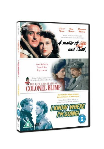 (The Life and Death of Colonel Blimp/ A Matter of Life and Death/ I Know Where I'm Going)