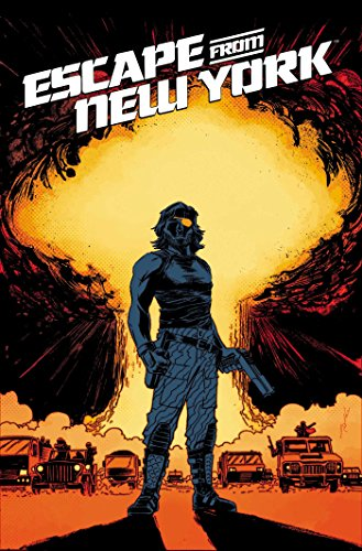 escape from new york comic - 5