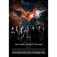 bribase shop The Dark Knight Rises Batman 2012 poster 36 inch x 24 inch/20 inch x 13 inch