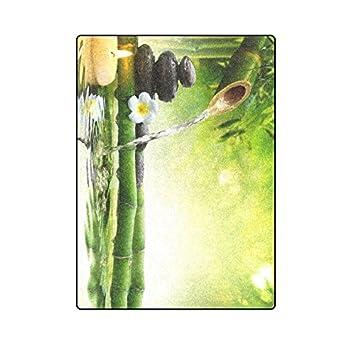 Your Fantasia Japanischer Bambus Brunnen Spa Steine Flow Wasser