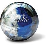 Bowling Ball Brunswick T-Zone Cosmic–Indigo Swirl