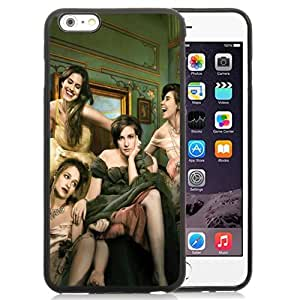 Beautiful Custom Designed Cover Case For iPhone 6 Plus 5.5 Inch With Girls TV Series Phone Case hjbrhga1544