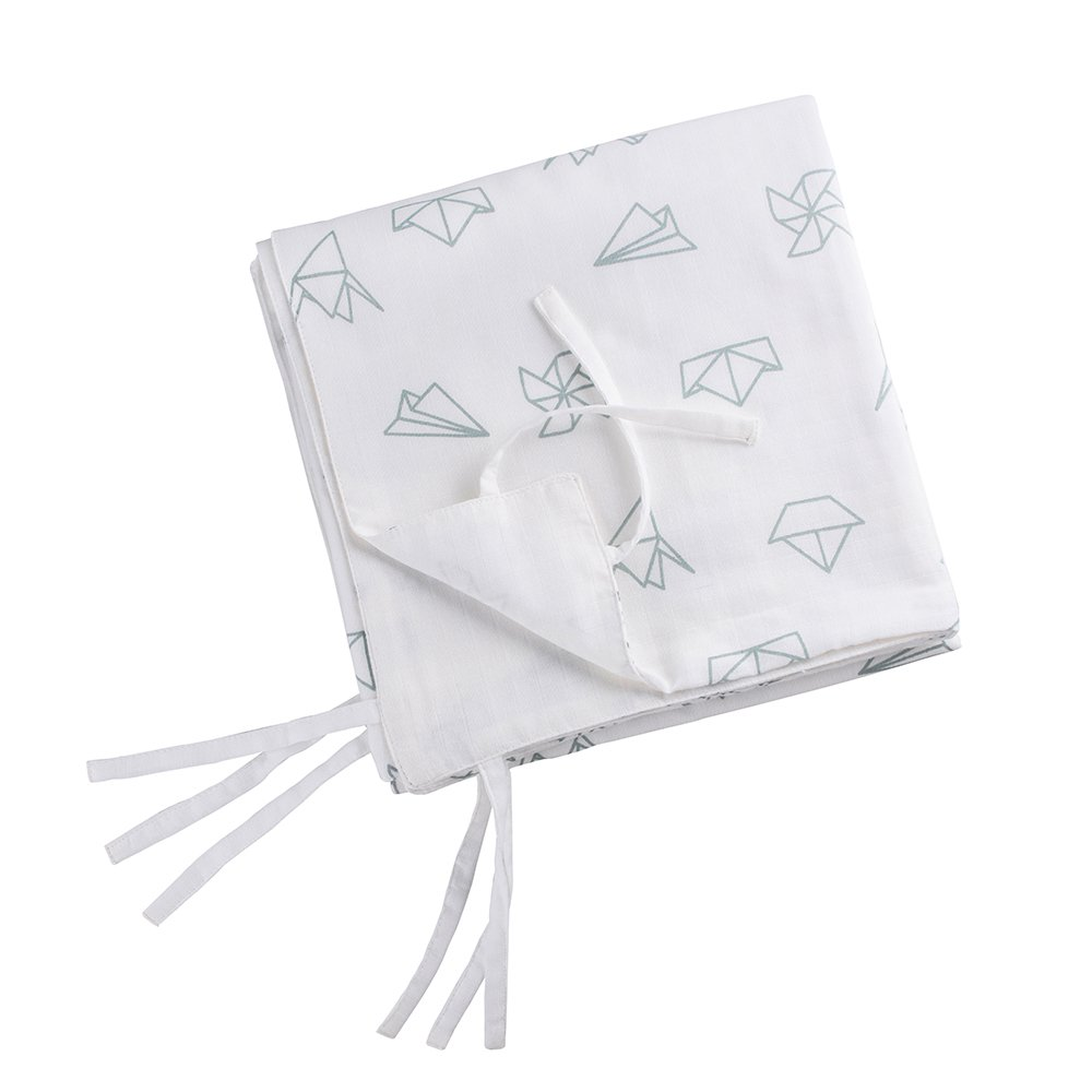 Musluv Paper Salad (grey) Sun Protection Cover