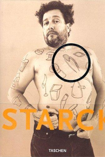 Philippe Starck (Jumbo Series): Philippe Starck: 9783822885000: Amazon.com:  Books