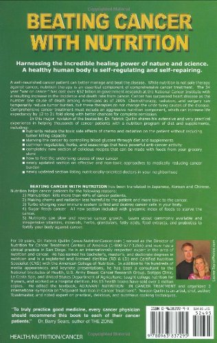 Beating Cancer with Nutrition (Fourth Edition) Rev - http://medicalbooks.filipinodoctors.org