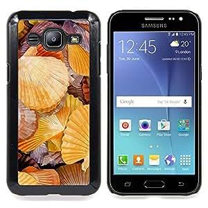 GIFT CHOICE / Teléfono Estuche protector Duro Cáscara Funda Cubierta Caso / Hard Case for Samsung Galaxy J2 / J200 // rakushki more bereg rakovina //