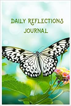 Daily Reflections Journal: 5 Years Of Memories, Blank Date No Month, 6 x 9, 365 Lined Pages