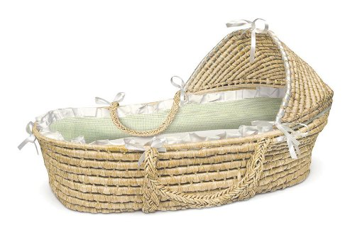 (Educational &Fun By Badger Hooded Moses Basket)