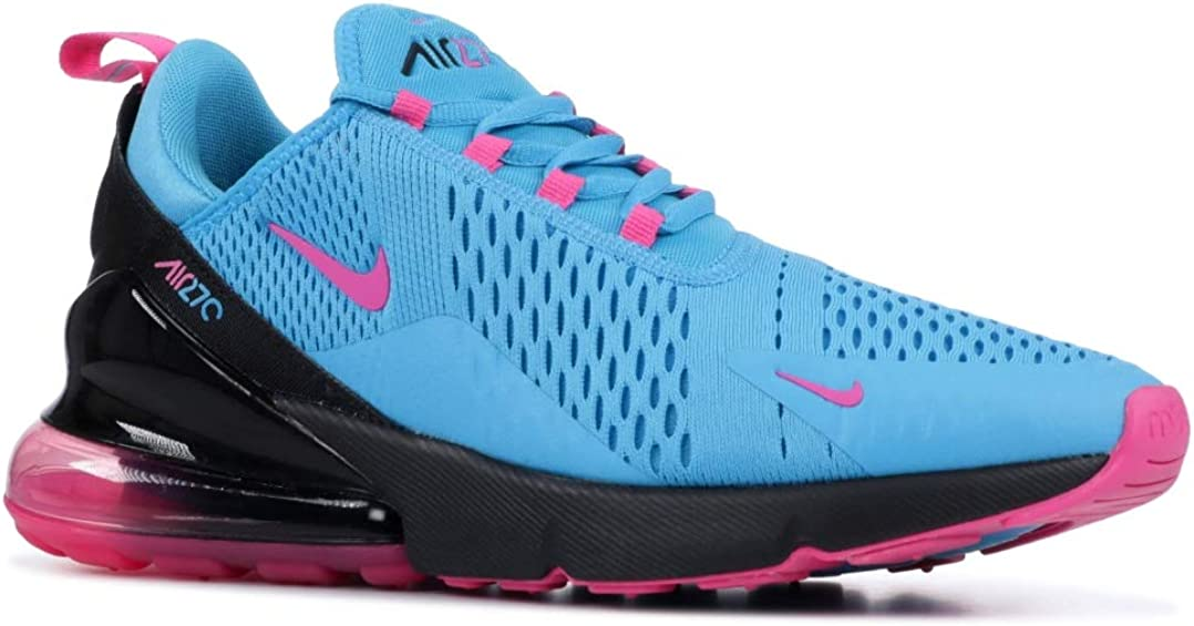 nike running shoes light blue