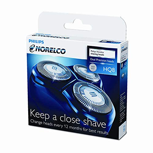 Norelco Replacement Heads Blades Parts for PT720 PT724 PT730 AT810 AT830 PowerTouch Electric Shaver Razor -