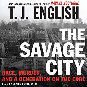 The Savage City Audiobook