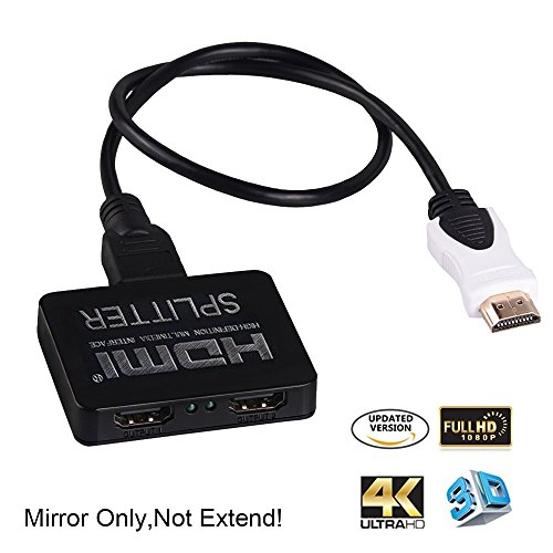 HDMI Splitter 1 in 2 out, Link