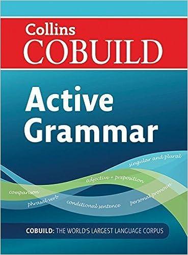Collins Cobuild Active Grammar by Collins (2011-05-03)