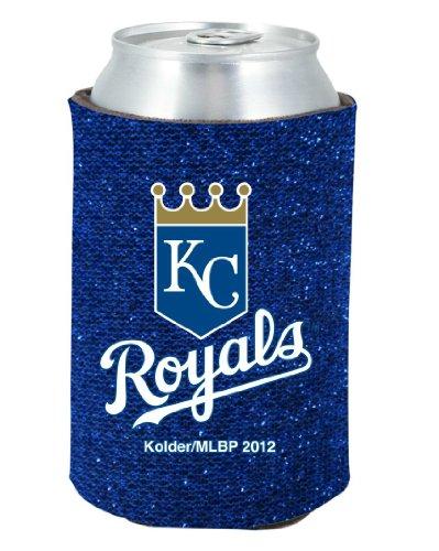 Kolder KO07788513 Glitter Can Coolie Kansas City Royals ()