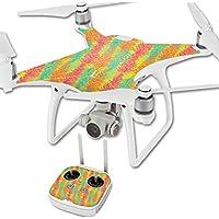 MightySkins Protective Vinyl Skin Decal for DJI Phantom 4 Quadcopter Drone wrap cover sticker skins Spring Pines