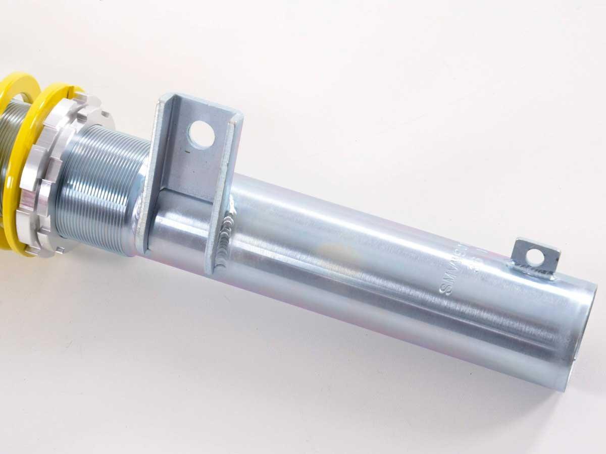 03-12 mit 49,6mm Federbein Typ 8P//8PA Bj Gewindefahrwerk AK Street A3