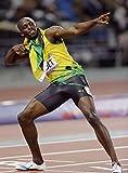 24x33 inch Usain Bolt Silk Poster 1GS7-C22