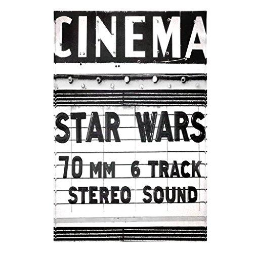 Star Wars Classic Theatre Marquee Billboard Woven Jersey Swe