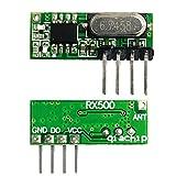 Ask 315M/433M High Sensitivity Superheterodyne Wireless Receiver Module Replaces SYN480 RXB51/61 Modification Accessories