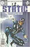 Static No.1 (Regular Cover) June 1993