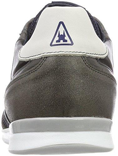 Gaastra Hatch Nyl, Sneaker Uomo Multicolore (Navy-black 7309)