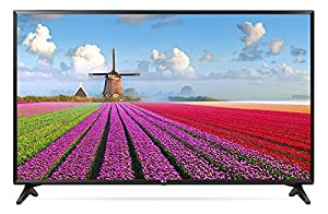 LG Electronics 43LJ5500 43-Inch 1080p Smart LED TV (2017 Model)