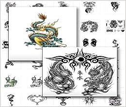 Tattoo Vorlagen Paket Vier Verschiedene Motivgruppen Elfen Und