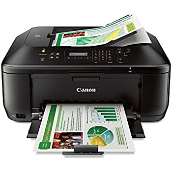 Canon MX532 Wireless Office All-In-One Printer