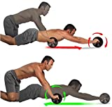 Fitnessery Ab Roller for Abs Workout - Ab Roller