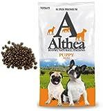 Althea Puppy Mini 1kg–Pienso de Carne Para Cachorros de perro de talla pequeña, natural al 100%