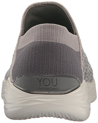 Infilare Donna Sneaker Grigio charcoal You Skechers 1fxtEq
