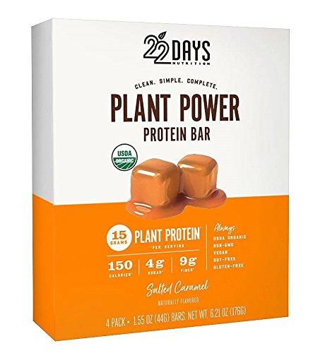 22 Days Nutrition Organic Protein Bar