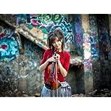 DJ0434 Lindsey Stirling Cute Violin Music 32x24 Print POSTER