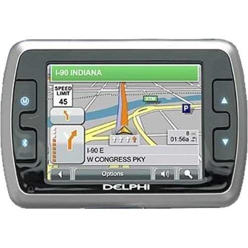 amazon com delphi nav300 3 5 inch bluetooth portable gps navigator rh amazon com  gps delphi nav200 manual