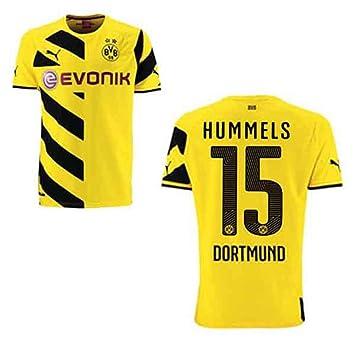Puma BVB Borussia Dortmund Trikot Home Herren 20142015 HUMMELS 15