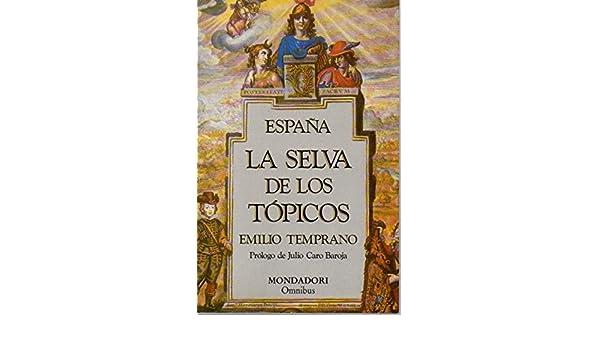 La selva de los tópicos (Omnibus): Amazon.es: Temprano, Emilio: Libros en idiomas extranjeros
