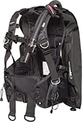 """""""Zeagle Scout BCD with Inflator, Hose & RE Valve. Great for travel, the Scout BCD has a 20 lbs. capacity rear weight system. It comes standard with a 24 lbs. lift low profile heavyweight bladder with elastic retractor. Reinforced 1000 den..."""