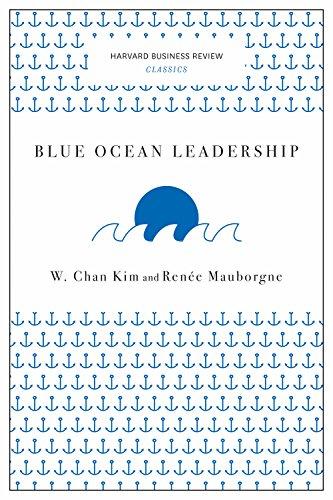 Blue Ocean Press (Blue Ocean Leadership (Harvard Business Review Classics))