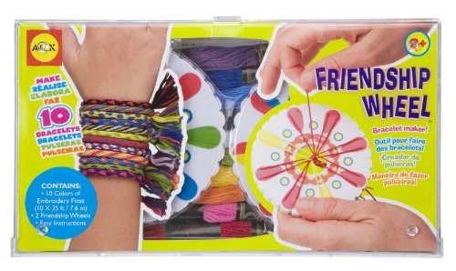 ALEX Toys DIY Wear Friendship (Friendship Wheel)