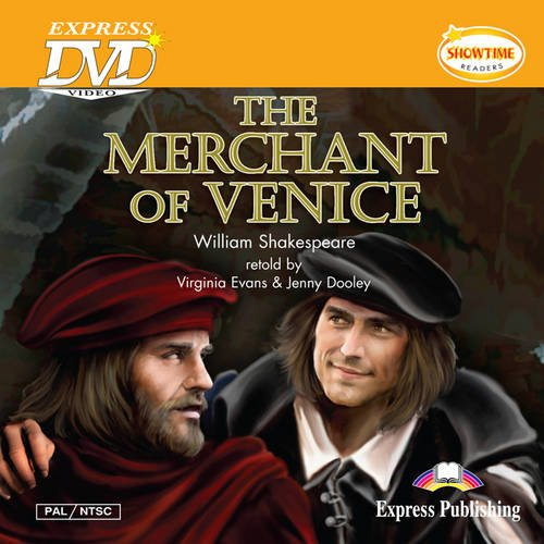 The Merchant of Venice Illustrated Reader: ()