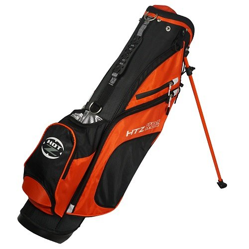 Hot-Z 2017 Golf KDZ Bag Orange/Black